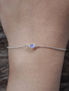 AA Rainbow Moonstone Bracelet - Gardens of the Sun Jewelry
