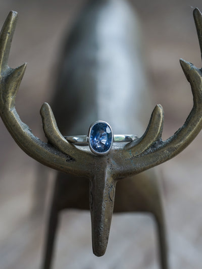 Bicolor Sapphire Ring