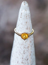 AA ATRI Juniper Ridge Opal Ring in Gold - Gardens of the Sun Jewelry