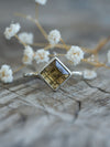 Honey Quartz Ring