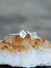 Kite Citrine Ring