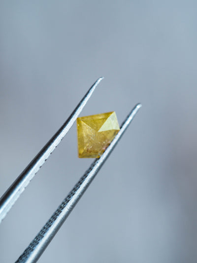 A Yellow Diamond Ring | Build Your Own - Gardens of the Sun Jewelry