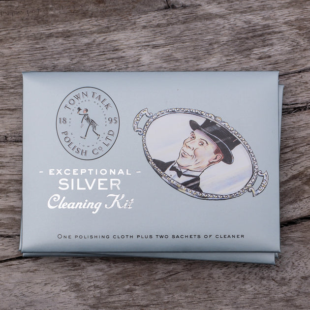 Silver Jewelry Care Kit - Gardens of the Sun Jewelry