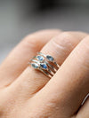 AA ANNISA Single Birthstone Ring | Build Your Own - Gardens of the Sun Jewelry