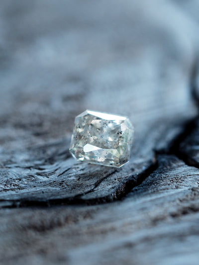 Brilliant Cut Diamond Ring | Build Your Own - Gardens of the Sun Jewelry