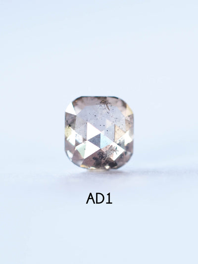 Australian Rose Cut Diamond Ring | Build Your Own - Gardens of the Sun Jewelry