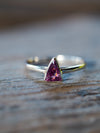 Embrace Pink Sapphire Ring - Gardens of the Sun Jewelry