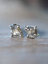 Borneo Diamond Earrings - Gardens of the Sun Jewelry