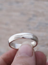 Connected Souls Wedding Band in Silver - Gardens of the Sun Jewelry