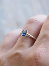 Embrace Ceylon Sapphire Ring - Gardens of the Sun Jewelry