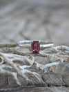 AA ATRI North Carolina Garnet Ring - Gardens of the Sun Jewelry