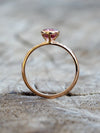 AA ATRI Pink Ceylon Spinel Ring - Gardens of the Sun Jewelry