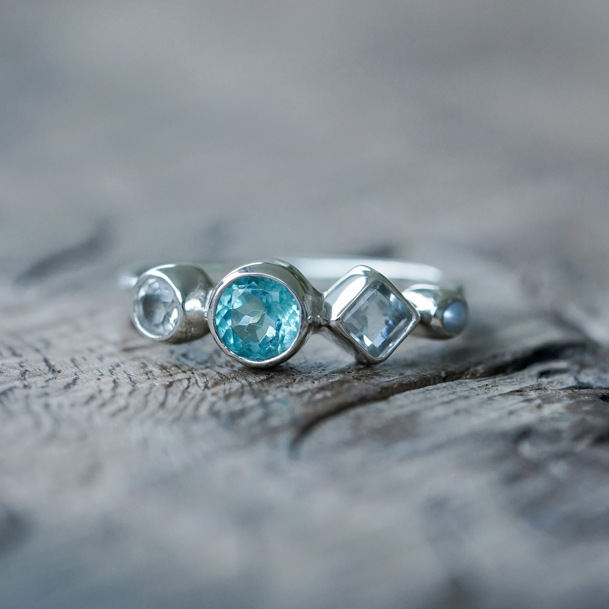 Mermaid Beginnings Ring