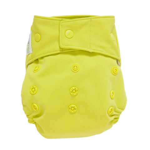 GroVia Hybrid Diaper Shell (Snap) - Beloved Cub - 1