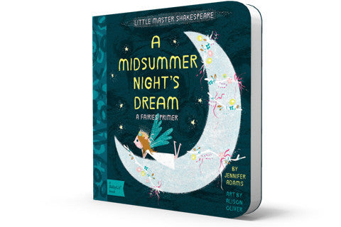 A Midsummer Night's Dream - BabyLit Book - Beloved Cub - 1