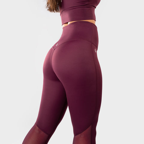 Dewberry Crop Leggings