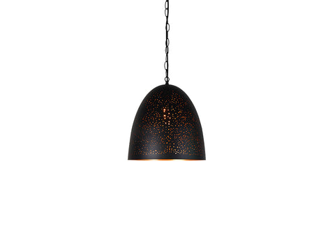 VM Imports Acido Pendant Light Black in 25cm 30cm or 40cm