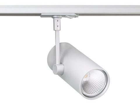 Vibe Elegant Track Light Single White 10W in 13cm