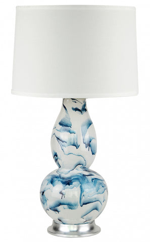 Cafe Lighting Azul Table Lamp B22 in 61m