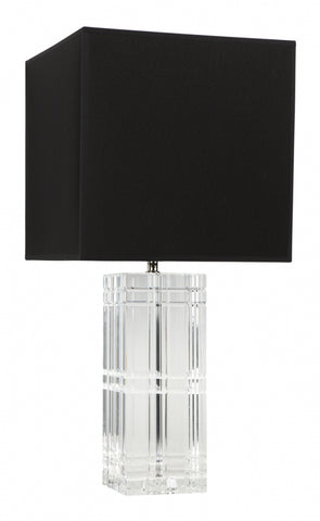 Cafe Lighting Astoria Table Lamp B22 in 61m