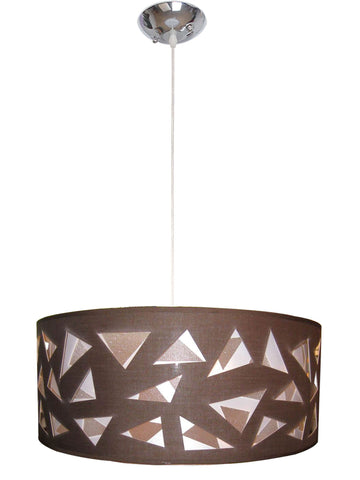 VM Imports Aldo Pendant Light E27 in 45cm or 55cm