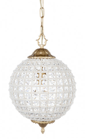 Cafe Lighting Bello Pendant in Gold