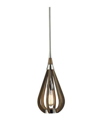 CLA Lighting Bonito Pendant Light Tear Drop E27 in 40cm