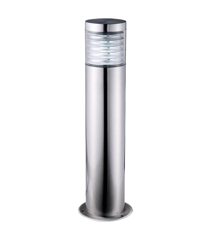 CLA Lighting Elanora Post Bollard Light Round E27 Stainless Steel 50cm or 100cm