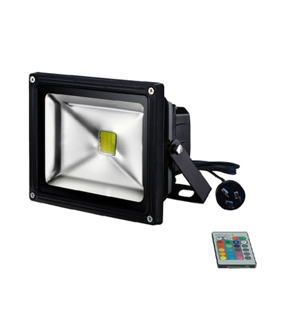 CLA Lighting RGB LED Flood Light 10W or 30W