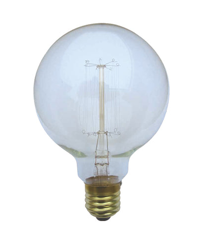 CLA Lighting Carbon Filament Globes 25W B22 or E27