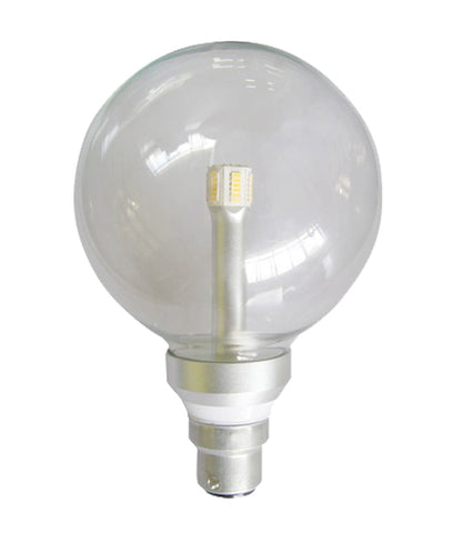 CLA Lighting G125 LED Globes in B22 or E27 6W 19cm