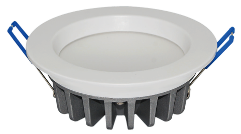 CLA Lighting LED Downlight Dimmable Colour Changeable 12W in White 11cm