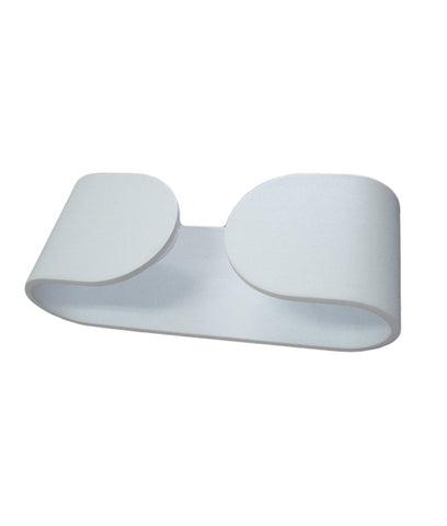 CLA Lighting Geneva LED Wall Light White 10W in 26cm