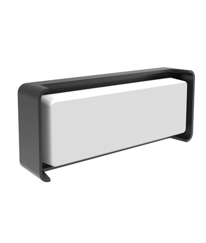 CLA Lighting Heka LED Wall Light Outdoor in Grey or White 13W 23cm