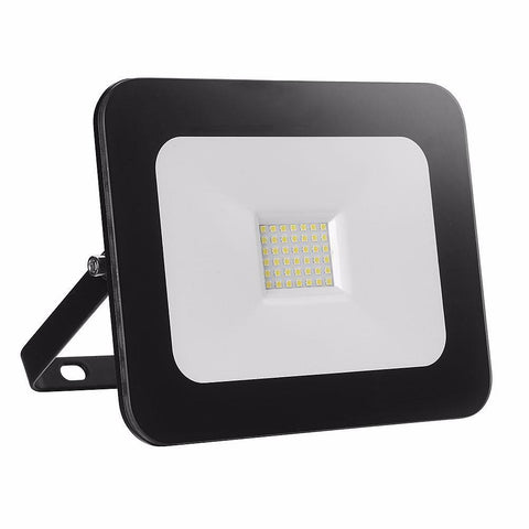 Havit Aray LED Flood Light Black 10W 30W or 50W in 13cm 20cm or 25cm