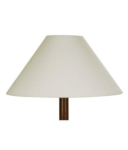 One world Empire Lamp Shade in White Taupe or Black 47cm