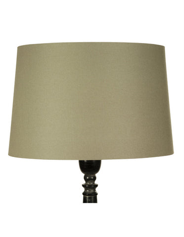 One world Drum Lamp Shade Taupe or Natural in 51cm or 46cm