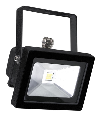 Oriel Foco LED Flood Light Outdoor Black or White in 10W or 20W
