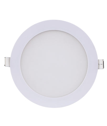 CLA Lighting Slick LED Downlight Dimmable Fixed Round White in 9W 12W or 18W