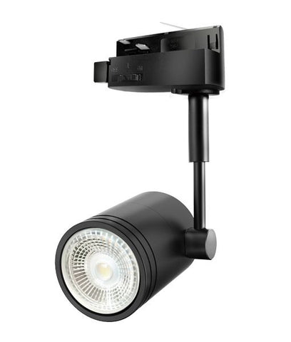 CLA Lighting Track Light GU10 in Black or White 21cm