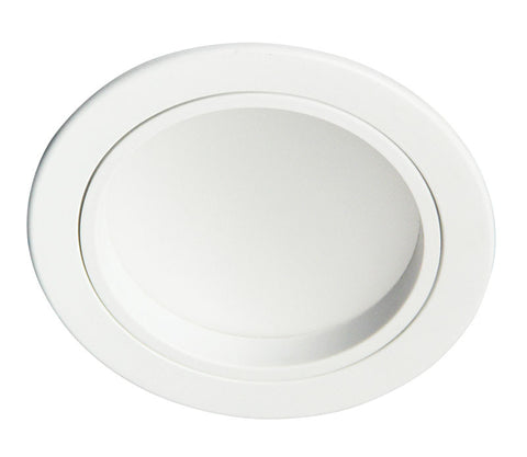 Oriel Saturn LED Downlight Dimmable White in 10W or 14W