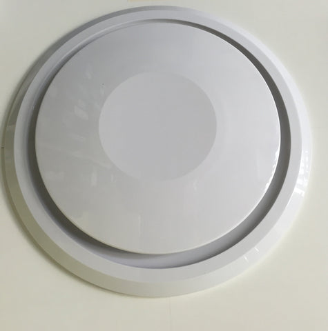 UGE Exhaust Fan Round in White