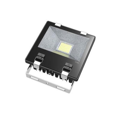 UGE LED Flood Light Outdoor Black in 100W 150W or 200W