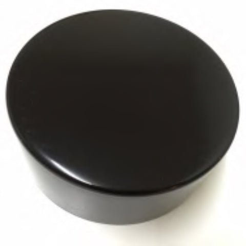 UGE Ceiling Plate w No Holes Black or Chrome in 15cm or 32cm