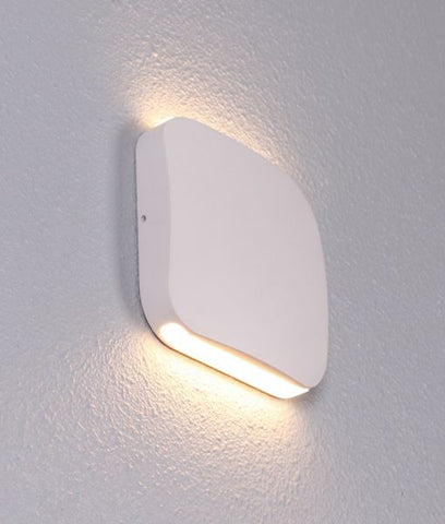 CLA Lighting Vox LED Wall Light Exterior Up Down in 9W 13cm