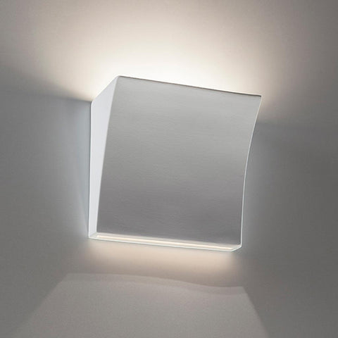 Domus Wall Uplight White G9 in 18cm- BF-2012