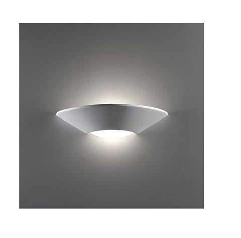 Domus Wall Uplight White E27 in 42cm- BF-7603