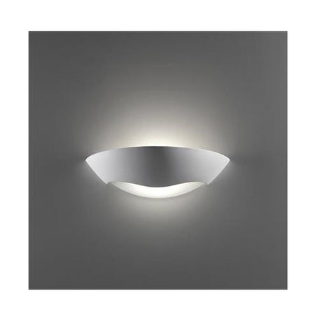 Domus Wall uplight White E27 in 36cm- BF-8258