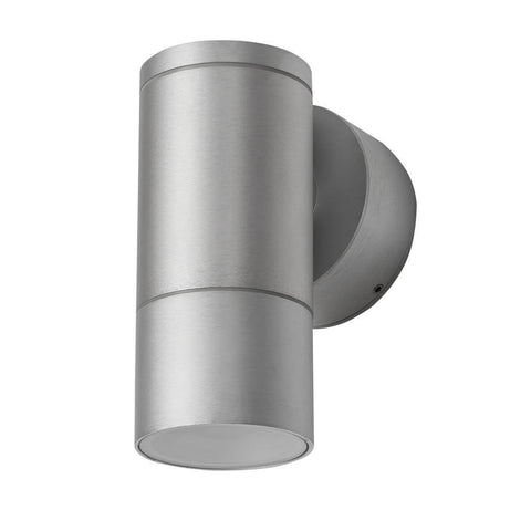 Domus Elite LED Wall Light Exterior Cylindrical  Aluminium 6W in 15cm
