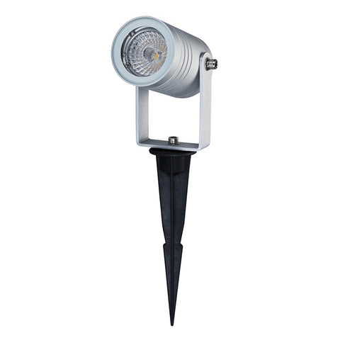 Domus Elite Spike Light Exterior Aluminium GU10 in 28cm